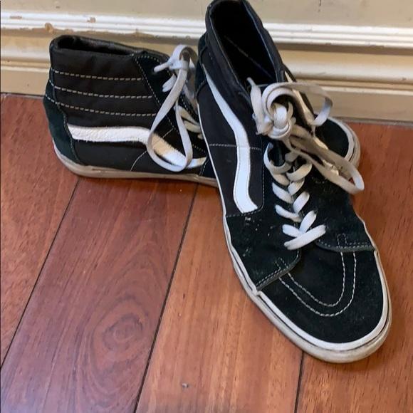 Vans Other - Vans hi top skate skateboard shoes size 12